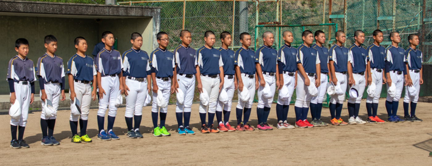 まるはり姫路ベースボールクラブ メイン画像