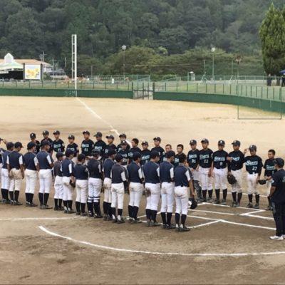 2020年8月23日【交流戦】vs 佐用スターズ