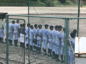 2020年9月5日【交流戦】vs 鳥取中央シニア